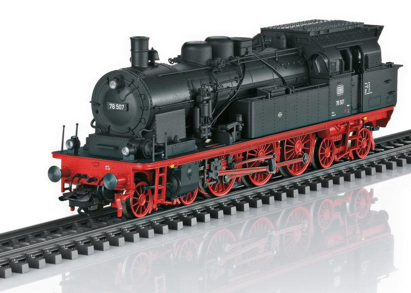 039787 Dampflok BR 78 (3Dom)DB Ep.III
